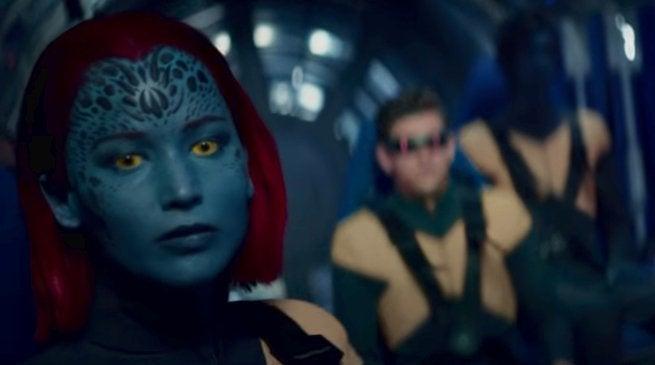 X-Men Dark Phoenix Movie Timeline 1992