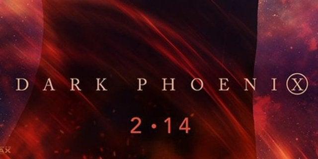 X-Men Dark Phoenix Title Card