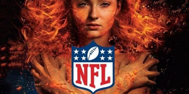 X-Men Dark Phoenix Trailer NFL Thursday Night Football