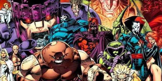 X-Men Villains MCU - Cover