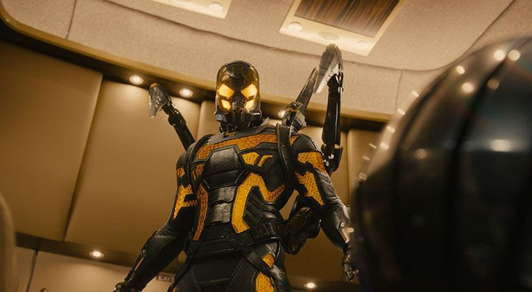 yellowjacket ant man