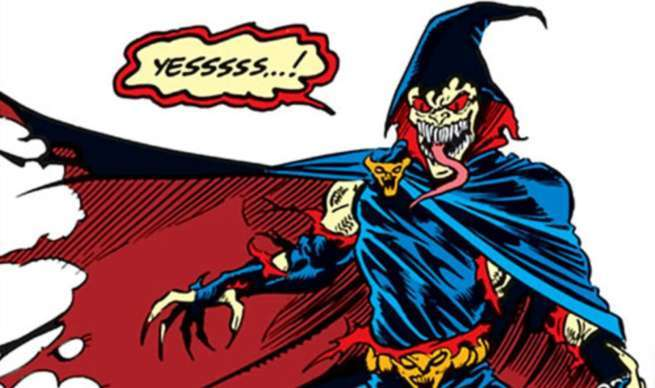 10 Villains for Venom Sequel - Demogoblin