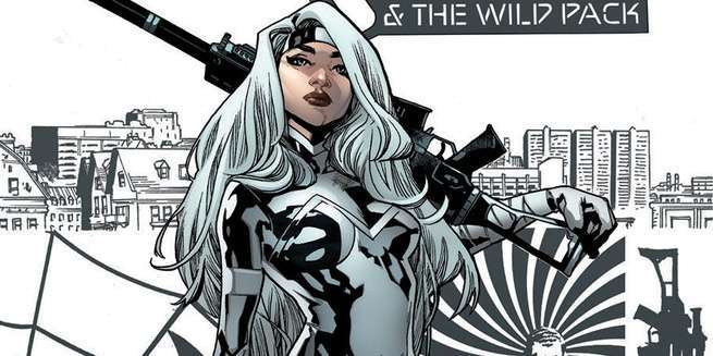 10 Villains for Venom Sequel - Silver Sable