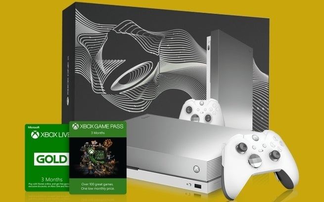 Taco Bell Giving Away a Platinum Limited Edition Xbox One X Bundle