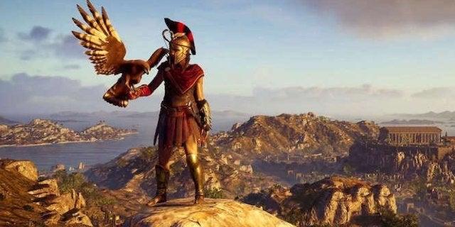 'Assassin's Creed Odyssey' Easter Egg Takes Shot At EA, 'Star Wars Battlefront I...