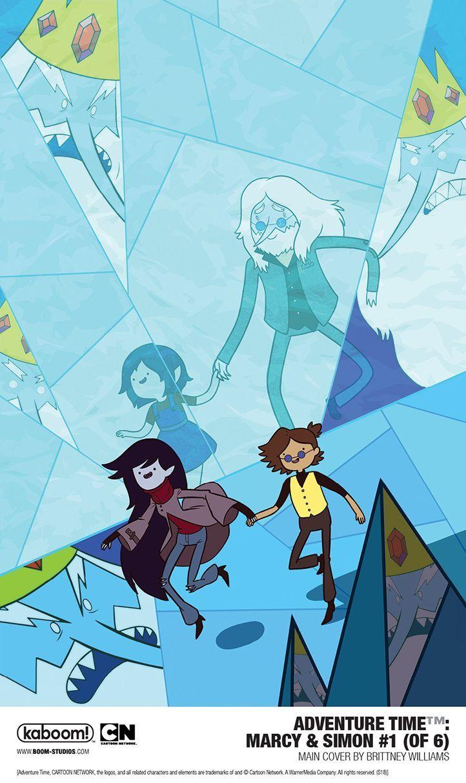Adventure Time: Marcy & Simon' Series Announced