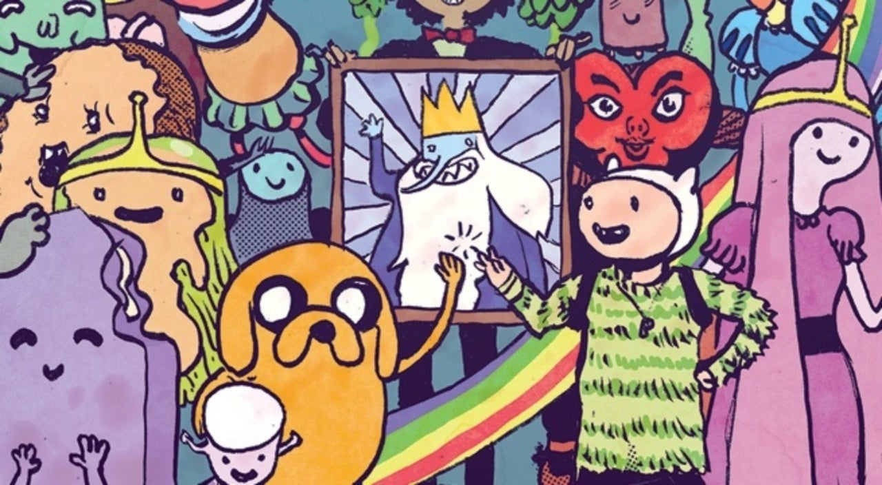 Review: 'Adventure Time: Season 11' #1 Continues a Colorful Legacy - Flipboard
