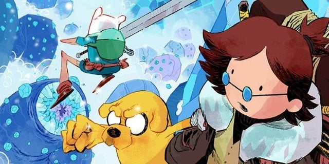 Adventure Time Season 10 Stream