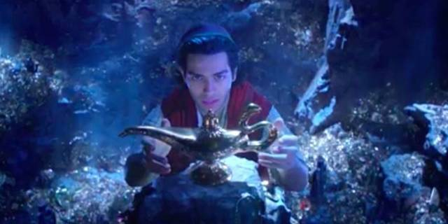 'Aladdin' Trailer Reveals First Look at Mena Massoud as Aladdin