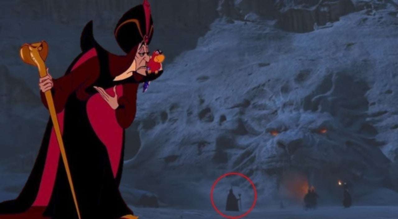 Aladdin Teaser Reveals First Look At Jafar