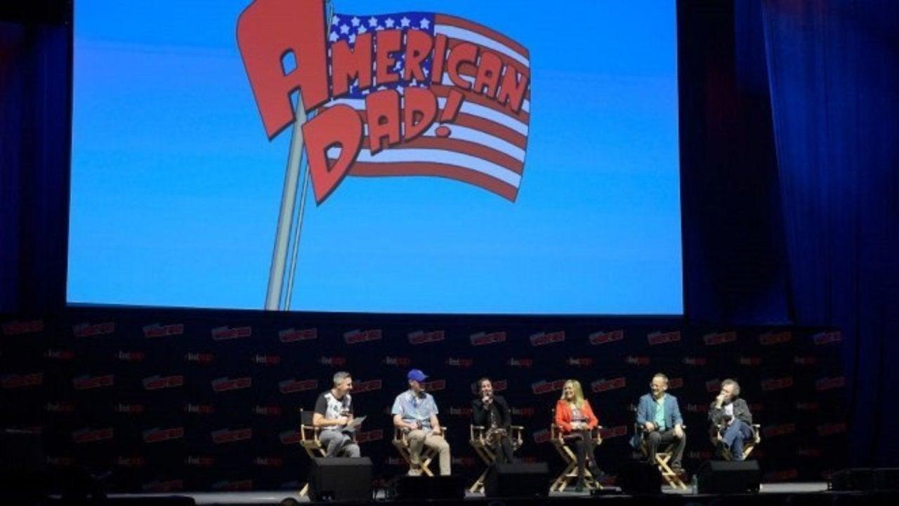 nycc 2018 american dad panel recap