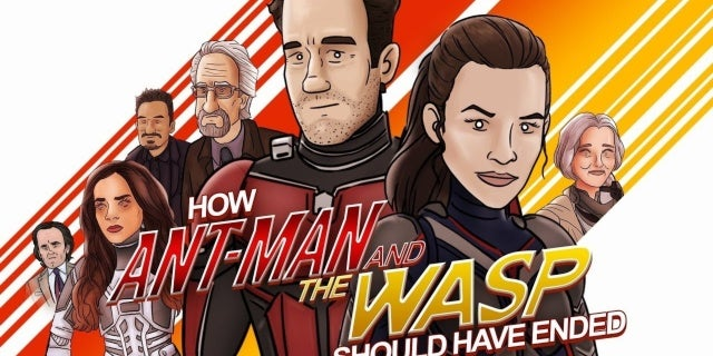ant man and the wasp how it should have ended