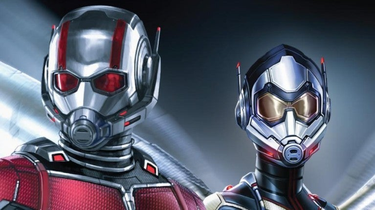 Ant-Man and the Wasp Nano Battle