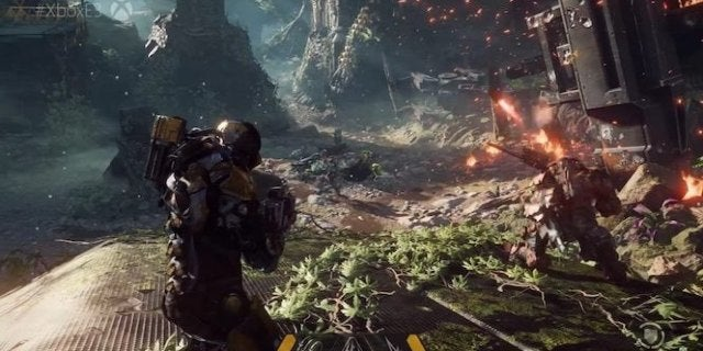 'Anthem' Gameplay Video Introduces Ultimate Abilities, First Mission