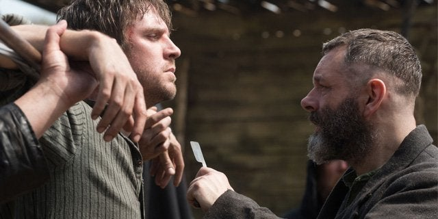 apostle movie netlflix michael sheen dan stevens