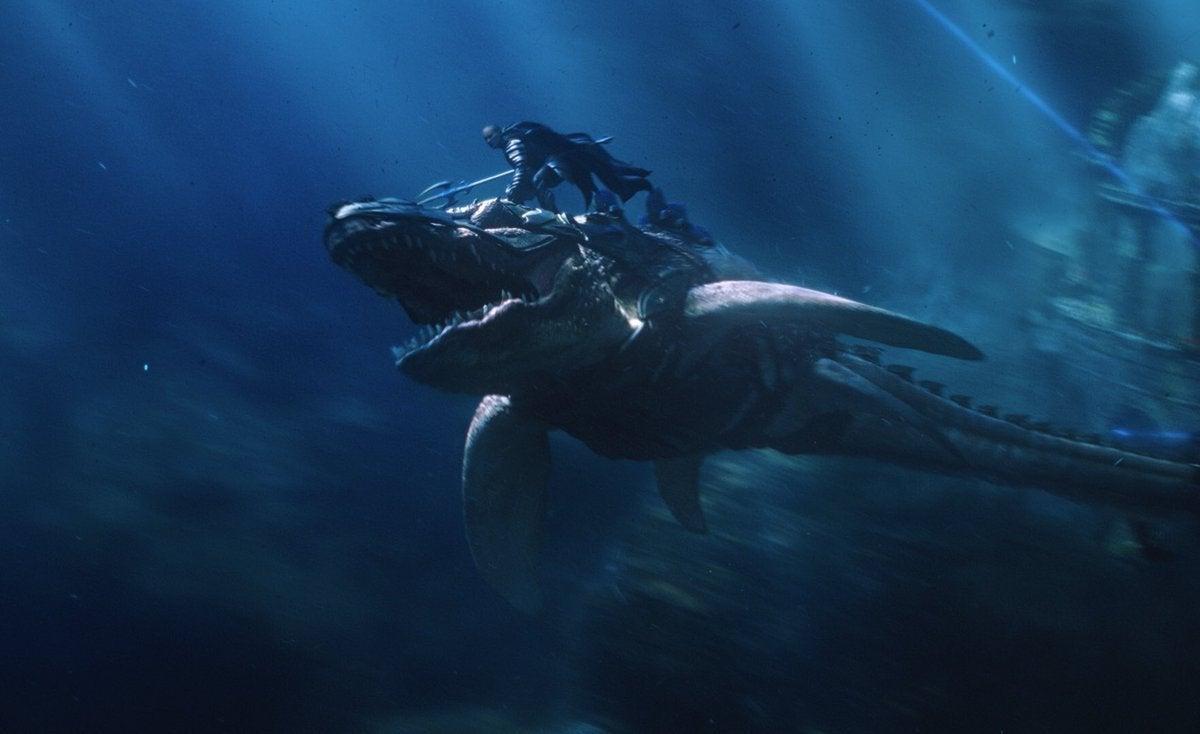 Aquaman Orm