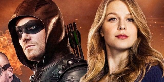 arrowverse arrow supergirl crossover