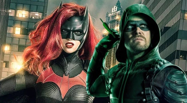 arrowverse elseworlds batwoman green arrow