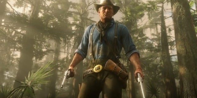 'Red Dead Redemption 2' Will Have Two Discs