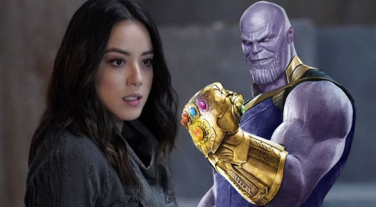 Fan Made Quake Vs Thanos Poster Makes Us Want An Agents Of Shield