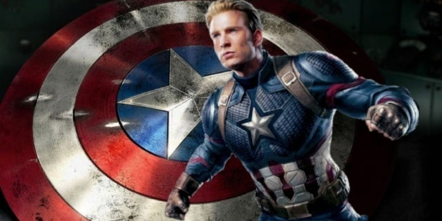 Chris Evans Says Last Captain America Line He Filmed in 'Avengers 4' Was Something Really Stupid