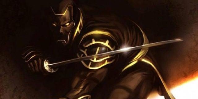 Avengers 4 Hawkeye Ronin Fan Art