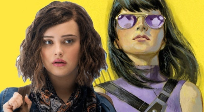 avengers 4 katherine langford kate bishop