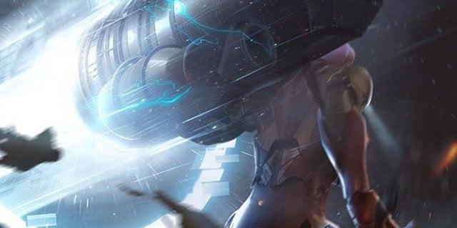 avengers 4 proton cannon iron man