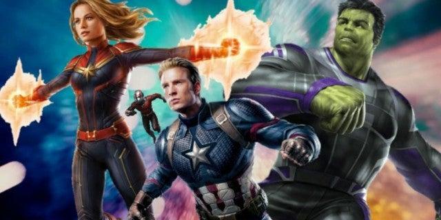 Avengers 4 quantum realm comicbookcom