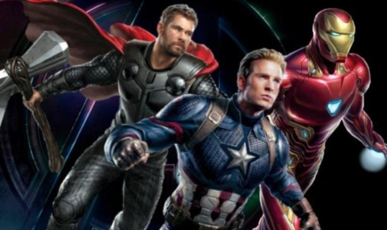 Avengers 4 set photos thor