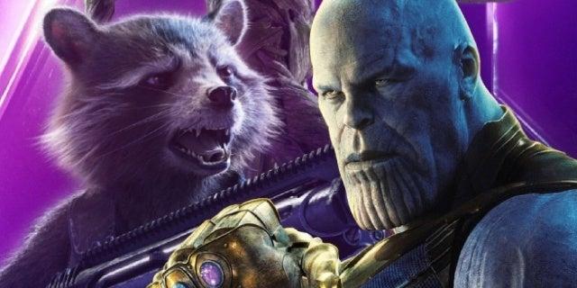 avengers infinity war bradley cooper rocket raccoon thanos