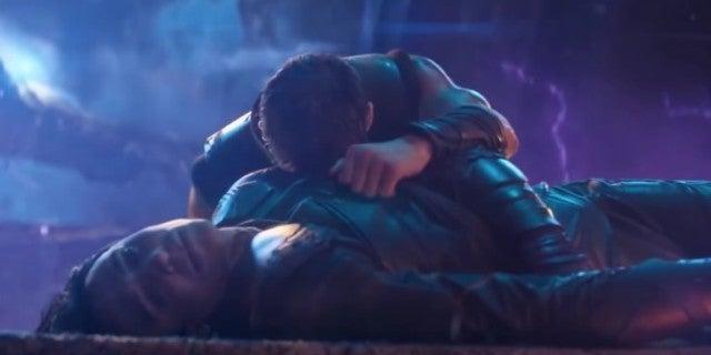 Avengers Infinity War Loki death