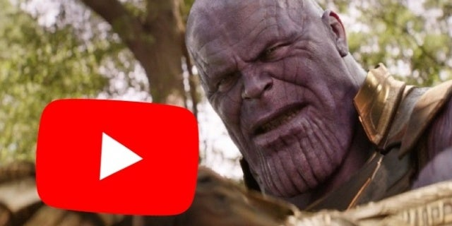avengers infinity war thanos snap youtube