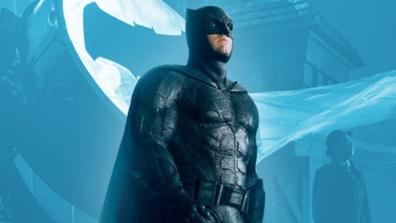 Justice League Cinematographer Shares Epic New Image of Ben Affleck's Batman