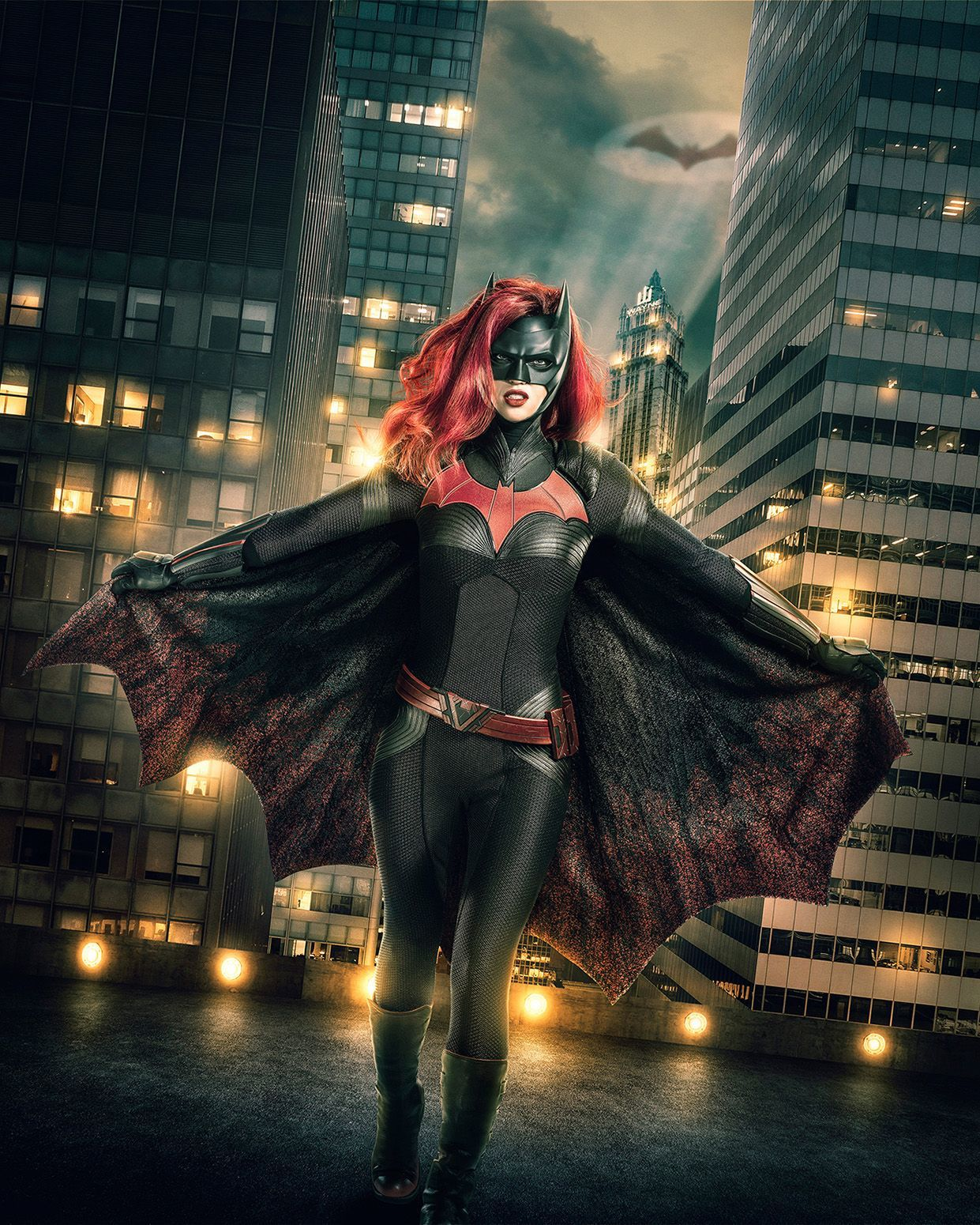 Image result for elseworlds batwoman