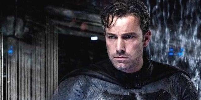 Unused Batsuit From Batman v Superman Is Totally Metal