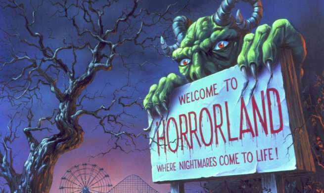 Best Goosbumps Books - Welcome to Horrorland
