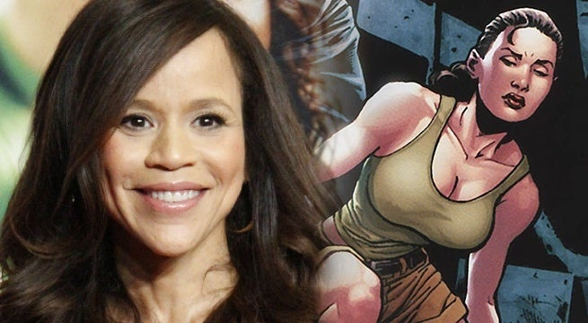birds of prey renee montoya rosie perez