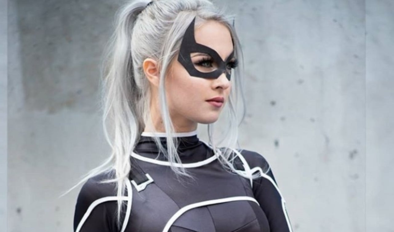 Marvel S Spider Man S Black Cat Comes To Life With This The Heist