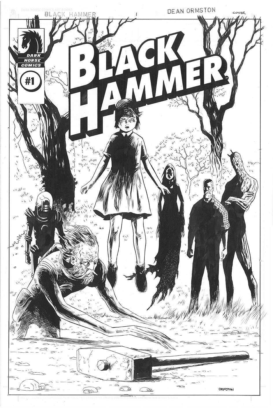 Black-Hammer-Black-And-White-Cover-Directors-Cut