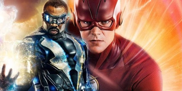 black lightning the flash election day