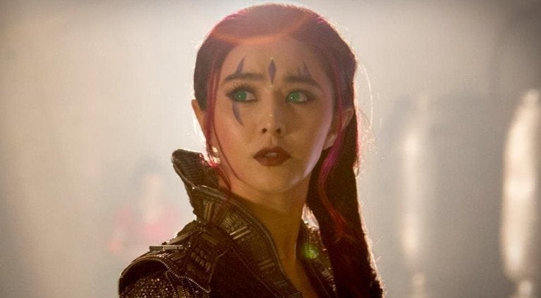 Blink Fan Bingbing X-Men Days of Future Past