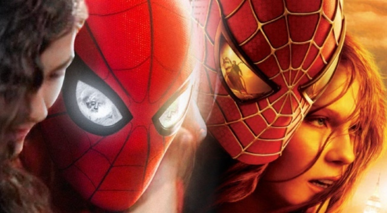 spider-man: far from home' fan poster pays homage to original