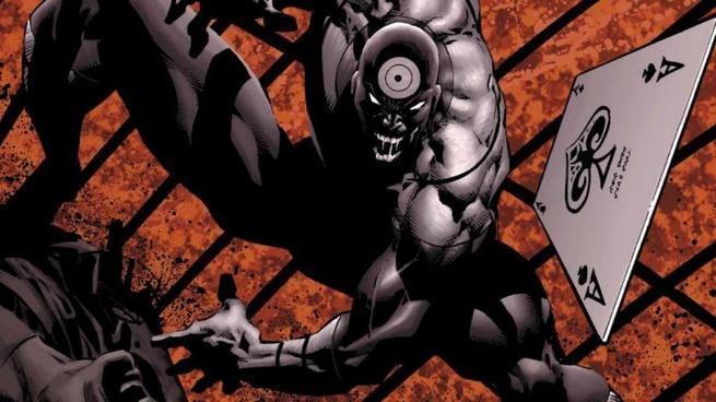 Bullseye Villain - Cover