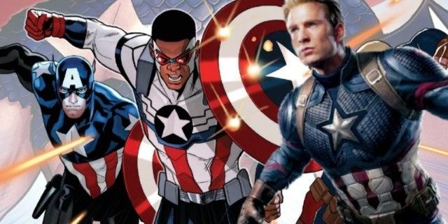Captain America Chris Evans MCU comicbookcom