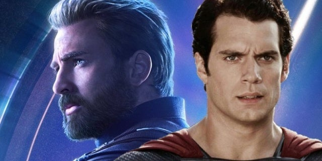 'Captain America' Gets a 'Man of Steel' Style Trailer