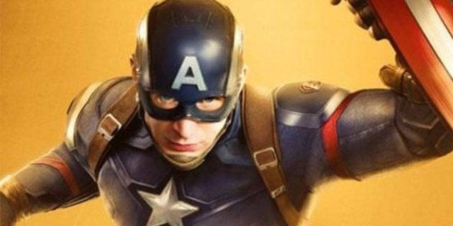 Captain America Marvel 10th Anniversary