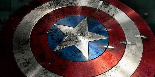 captain america shield marvel