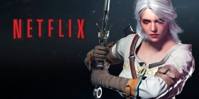 Netflix 39 The Witcher 39 Casts Ciri And Yennefer