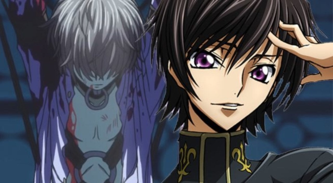 New 'Code Geass' Anime Releases First Trailer